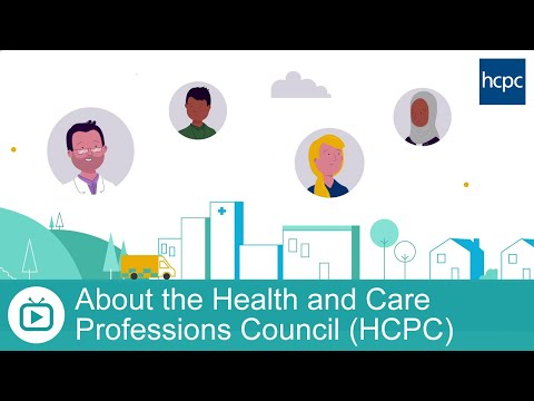 About the Health and Care Professions Council