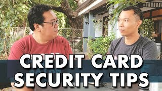 Credit Card Security Tips