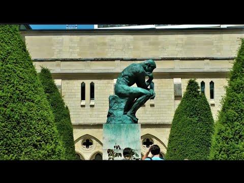 Rodin Museum visit - Paris, France