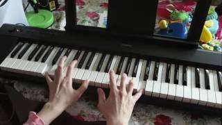 Красивая мелодия/ играю МЕДЛЕННО/по запросу