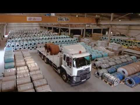 UD Trucks – Quester and Croner on the road in the United Arab Emirates