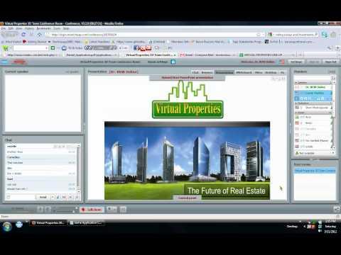 Virtual Properties 3D Team Daily Webinar