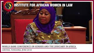Institute for African Women in Law Advocacy for International Courts.