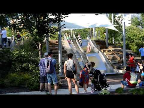 Cincinatti, Ohio 2017 Smale Park, Riverfront