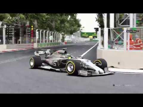 FRL - F1 2017 - F2 - Azerbaijan Grand Prix
