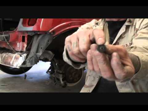 Auto Collision Repairs How To Install An Inner Fender