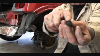 Auto Collision Repairs-How To Install An Inner Fender Splash Shield.