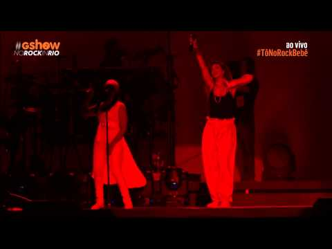 Rihanna - Man Down (Live At Rock In Rio 2015)