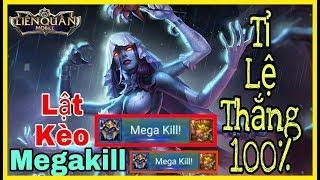 [Gcaothu] Kahlii lật kèo ngoạn mục ăn Megakill đẳng cấp khi leo rank - Tỉ lệ thắng 100%