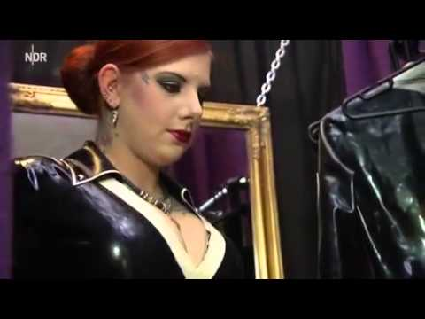 Inner Sanctum - Latex designer in German TV