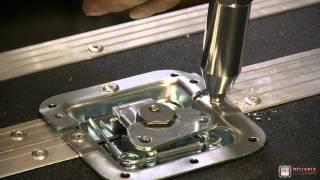 8 of 11 - DIY Road Case Hardware Installation - ReliableHardware.com