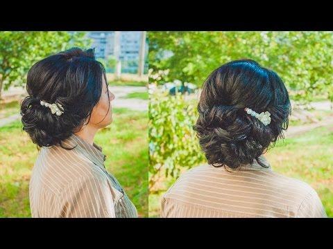 Модные прически Модные причёски для длинных волос
