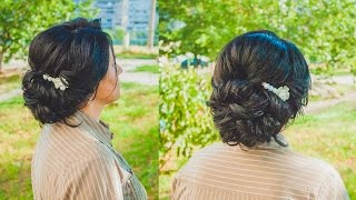 видео Как НАКРУТИТЬ волосы на ПАПИЛЬОТКИ? Учимся использовать мягкие бигуди ;) AlenaTravkova
