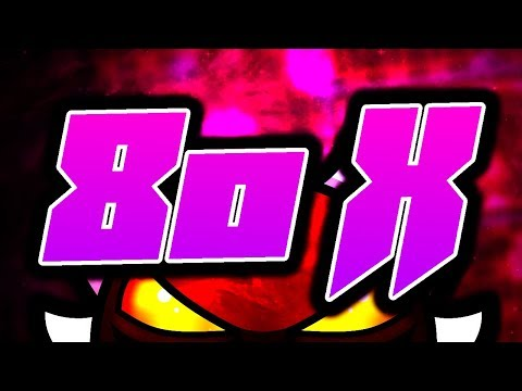 8o X (Extreme Demon) by F3lixsram and Yakimaru | Geometry Dash |