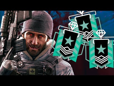 """HACKING"" WITH BUCK - Rainbow Six: Siege"