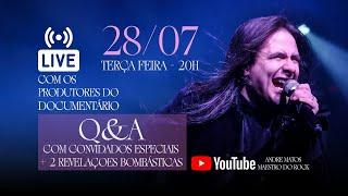 LIVE Q&A - ANDRE MATOS - MAESTRO DO ROCK YouTube Videos