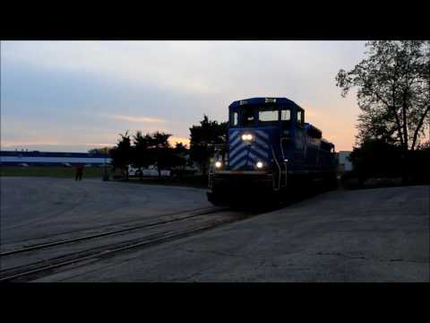 "Chicago Terminal RR ""New"" CIT Engines IL 5/11/16"