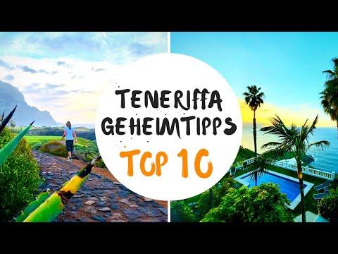 Teneriffa Geheimtipps Top