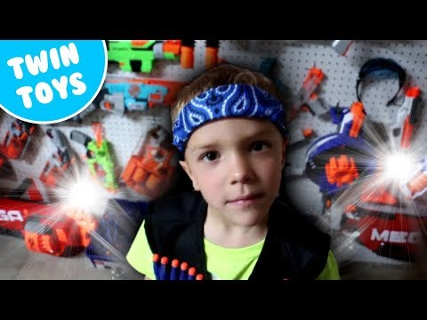 Nerf War:  Payback Time 9 Behind the Scenes