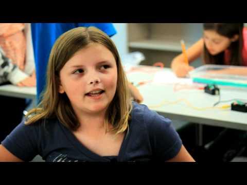 Engineering is Elementary (EIE) Program at Del Sur Elementary School