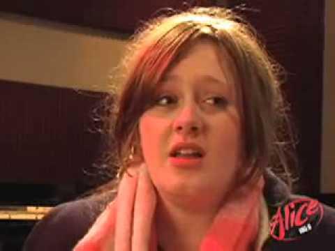 Adele - Interview [Alice Artist Spotlight] - KALC-FM 105.9 - Alice 105.9 (January 22, 2009)