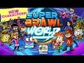 Super Brawl World - Here Comes A New Challenger: Bunsen & Mikey (Nickelodeon Games)