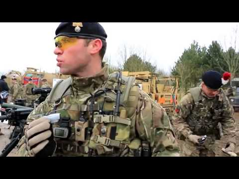 Army test next generation nano drone - the Black Hornet