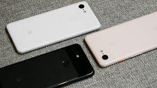 Быстрый обзор | смартфон Google Pixel 3