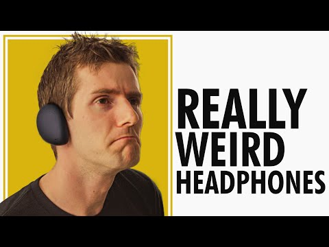 Are these WEIRD headphones any good? Full Review