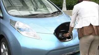 New Nissan Leaf EV 2010 - Charge