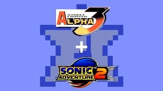 Super Song Smash Up! - Street Fighter Alpha 3 feat Sonic Adventure 2