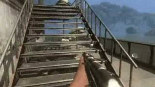 Far Cry 2 Mission Defends The Boat Parte 1