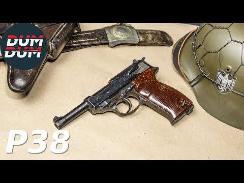 Walther P38 opis pištolja (gun review)