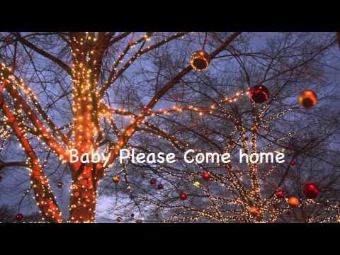 U2 -  Christmas (Baby Please Come Home) With Lyrics