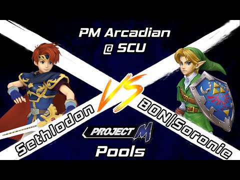 Norcal Arcadian - BON Soronie(Link) v Sethlodon(Roy)