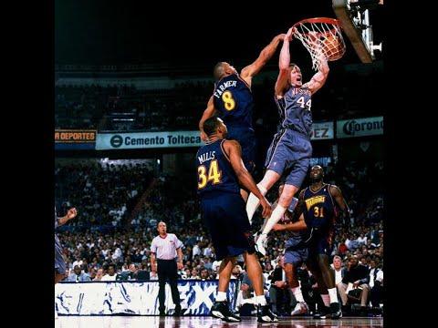 Keith Van Horn NBA Basketball Highlights