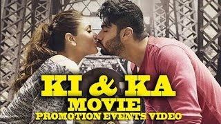 """Ki and Ka"" Full Movie 2016 │Kareena Kapoor │Arjun Kapoor │Full Movie Promotionas"