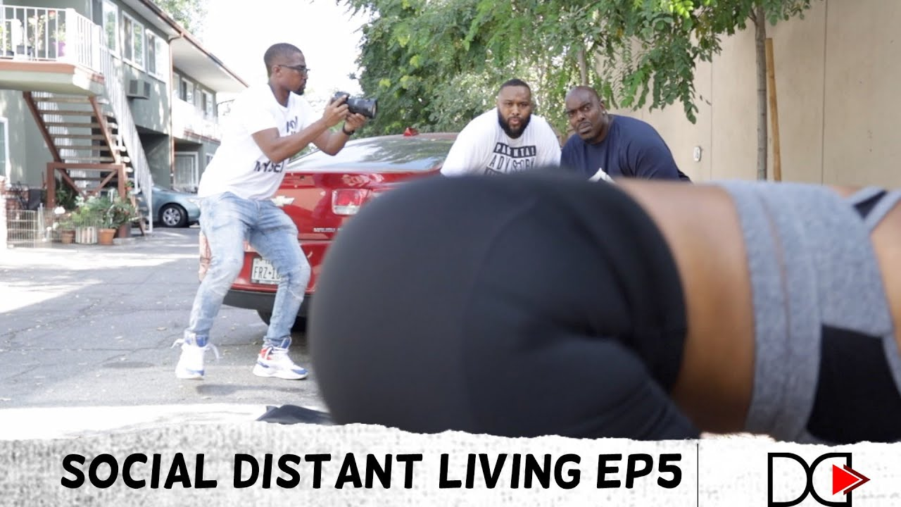 "Social Distant Living Ep5 | ""A Jarell Production"" @Donnivin Jordan @ayonatheartist @Bigg Jah"