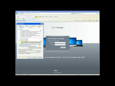 Citrix Problem(launch.ica)