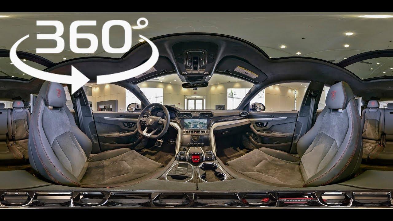 Lamborghini Urus Review In 360 By Autohitch Ah360 Youtube