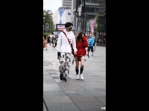 Street style cực chất của các cặp đôi Trung Quốc ( Phần 2 ) 😍 Tik Tok China