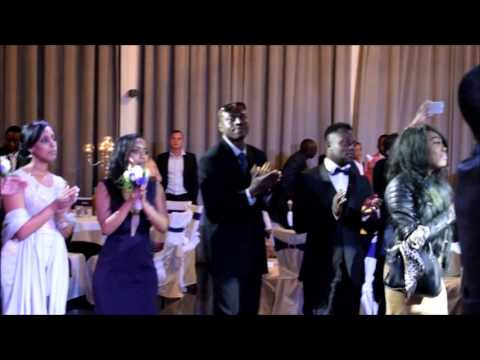 Vlog.ERITREAN & ANGOLA WEDDING