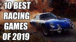 10 Best Racing Games of 2019