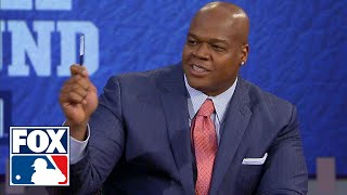 Frank Thomas discusses Matt Harvey and Trevor Bauer calling out Houston pitchers  | MLB WHIPAROUND
