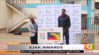 Taylor Oriaro crowned June winner of SJAK awards