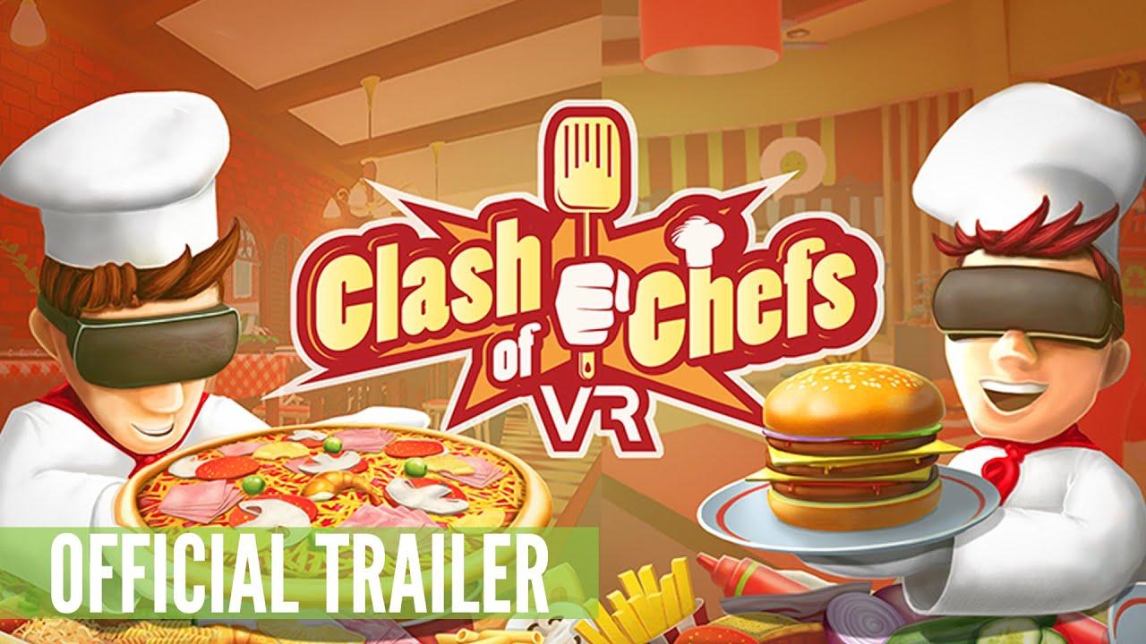 Devino mare bucatar in Clash of Chefs VR