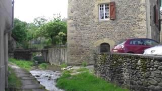 Ste Eulalie D'Olt (France-Aveyron)