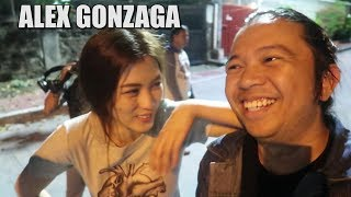 Pinagpawisan kay ALEX GONZAGA