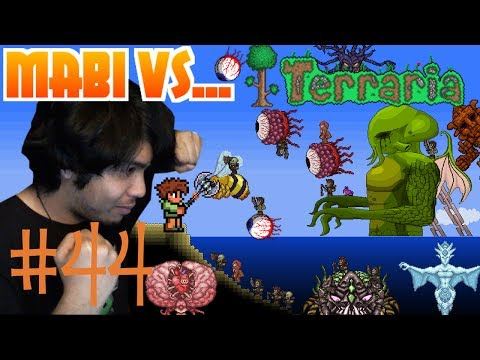 Mabi Vs Terraria - Episode 44 - (Mysterious Chest)