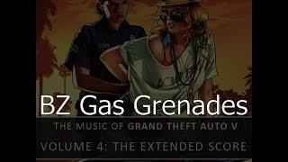 BZ قنابل الغاز - Grand Theft Auto V